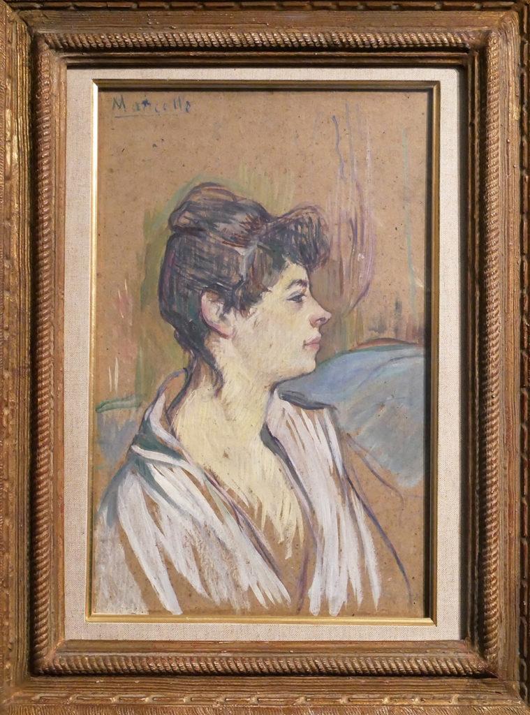 Henri de Toulouse-Lautrec, Marcelle, 1894