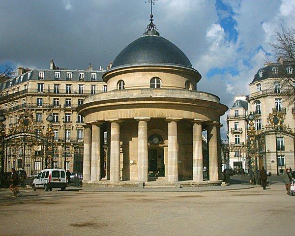 Vestige du Mur des Fermiers Généraux : Rotonde du Parc Monceau