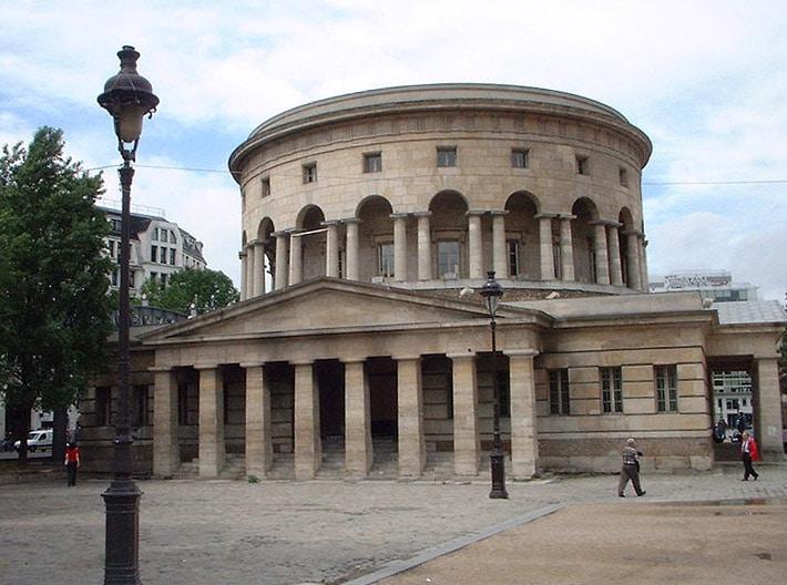 Vestige du Mur des Fermiers Généraux : Rotonde de la Villette
