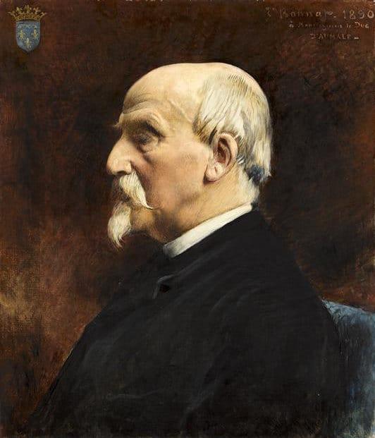 Henri-Eugène-Philippe-Emmanuel d'Orléans, le duc d'Aumale