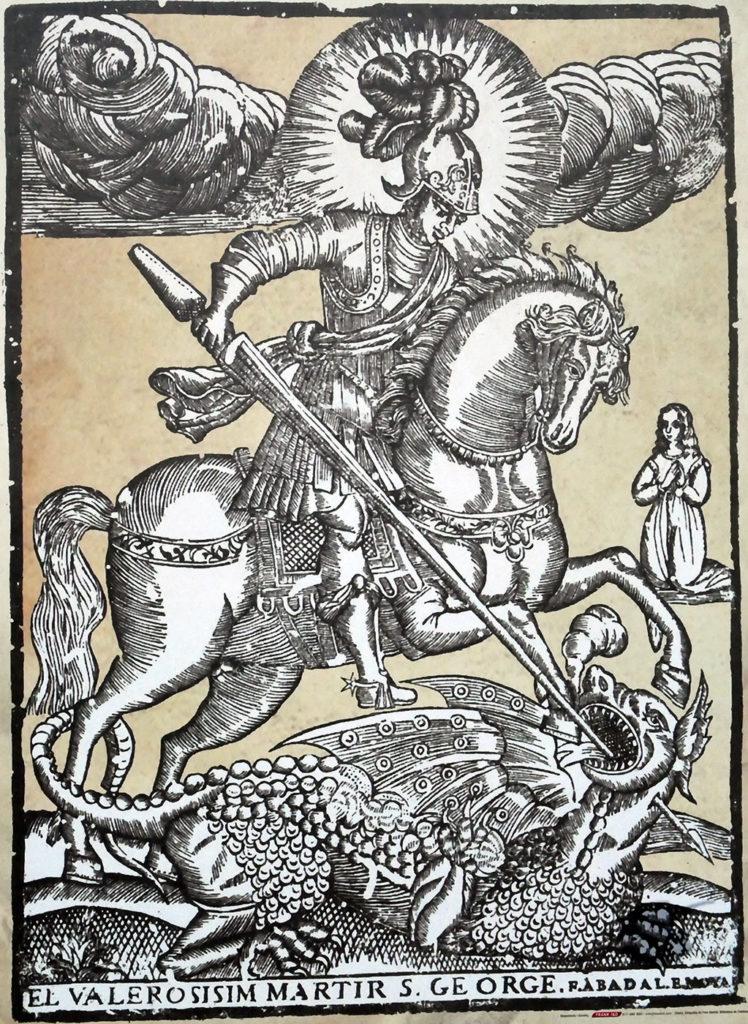 La légende de Sant Jordi