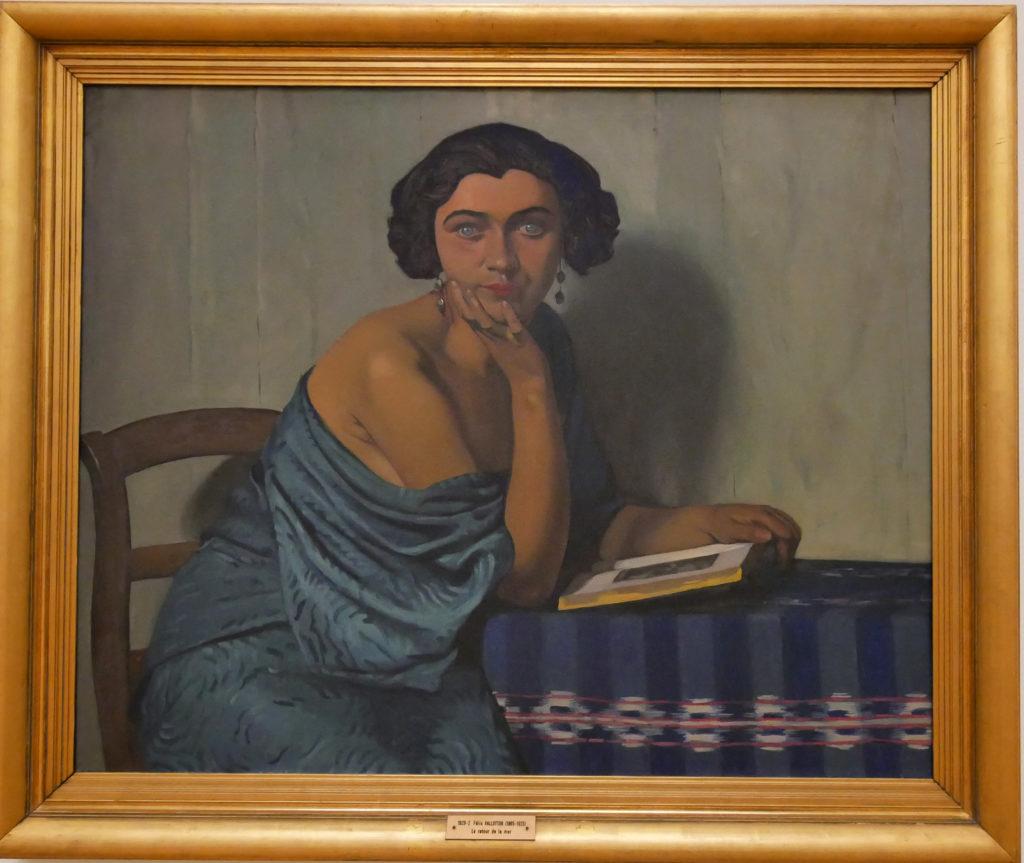 Félix Vallotton, Le retour de la mer