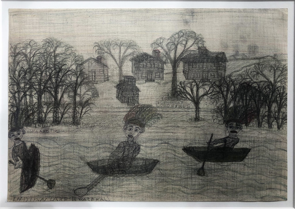 Pearl Blauvelt, Andrew Edlin Gallery