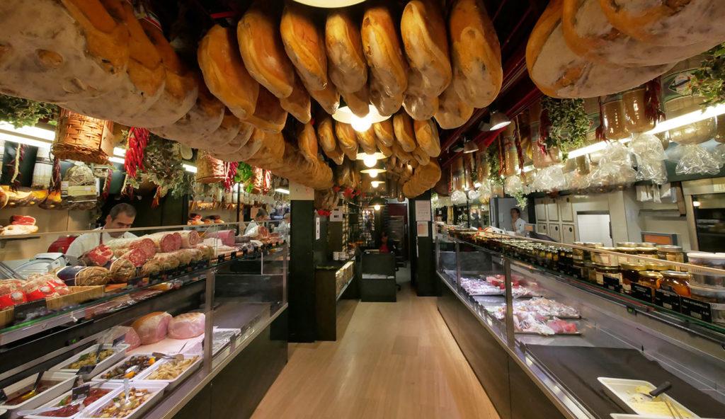Charcuterie Gabbani de Lugano