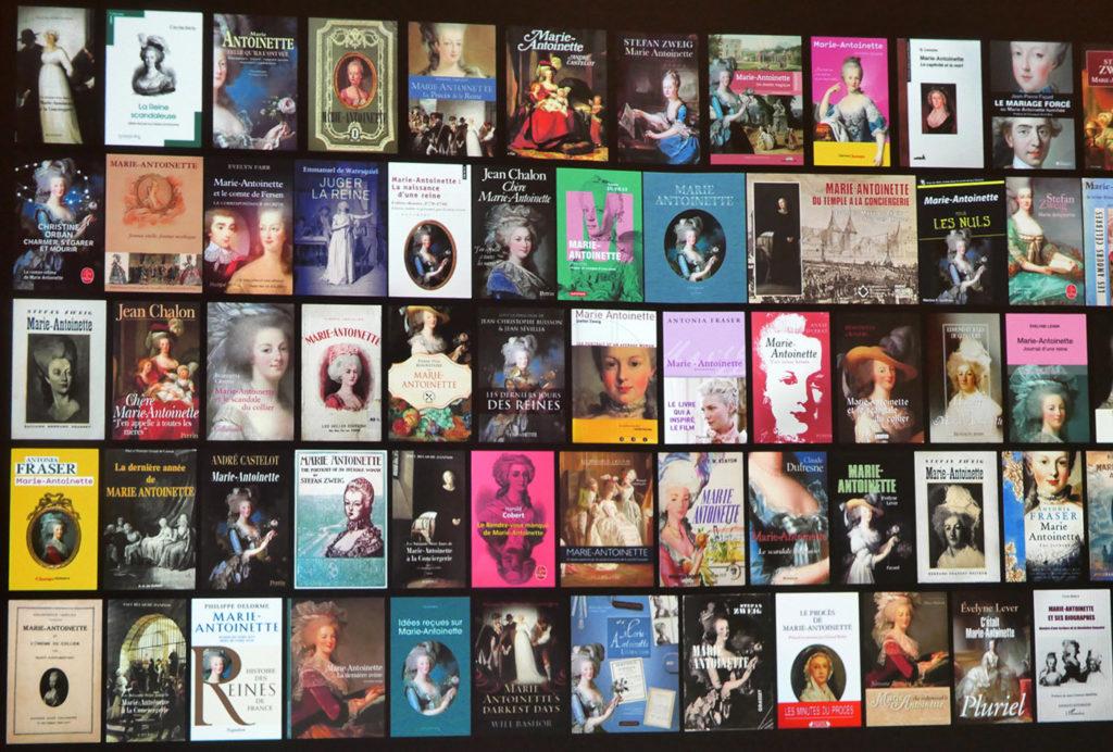 Marie-Antoinette dans la littérature