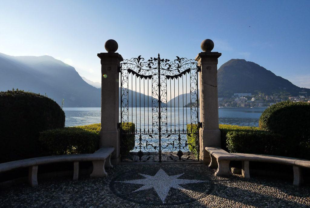 Balade au bord du lac de Lugano