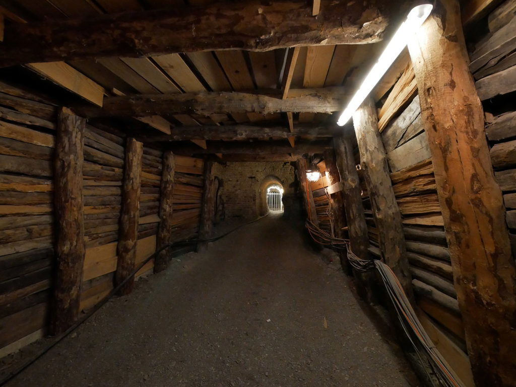 Musée-Mine de Cagnac
