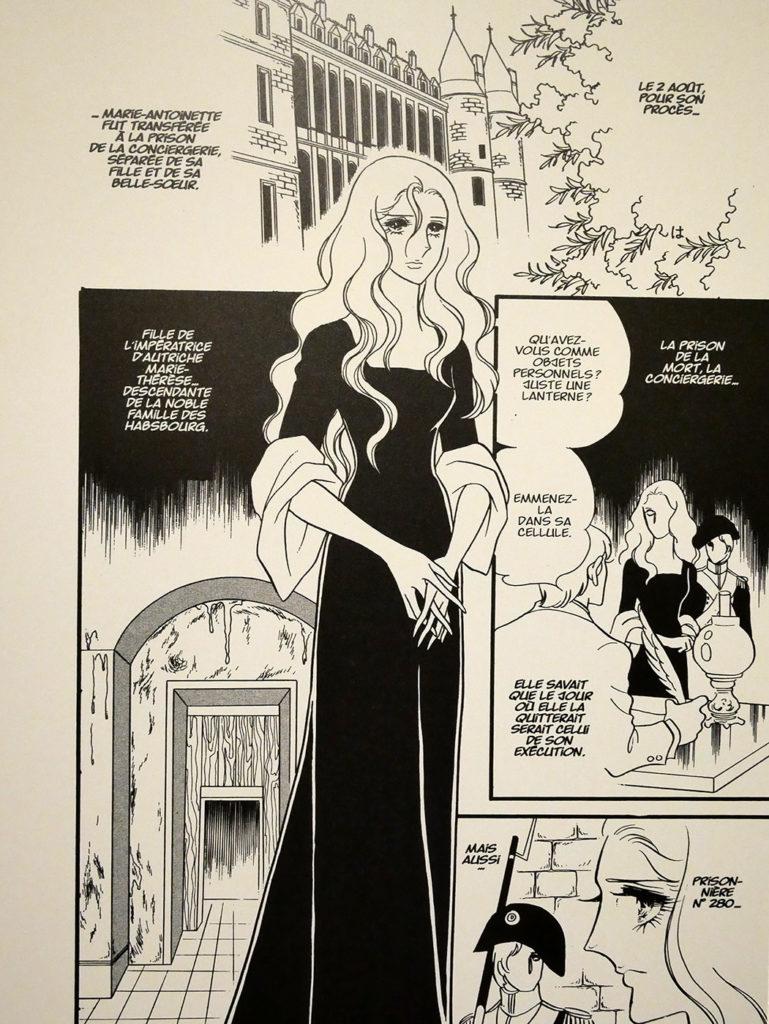 Riyoko Ikeda, La rose de Versailles