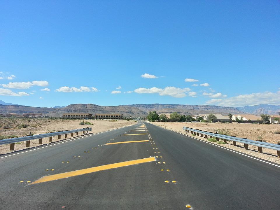 Sur la route de Vegas