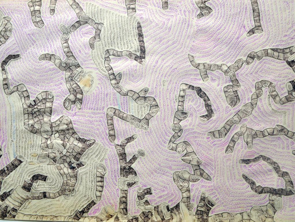 Susan Te Kahurangi King, Andrew Edlin Gallery