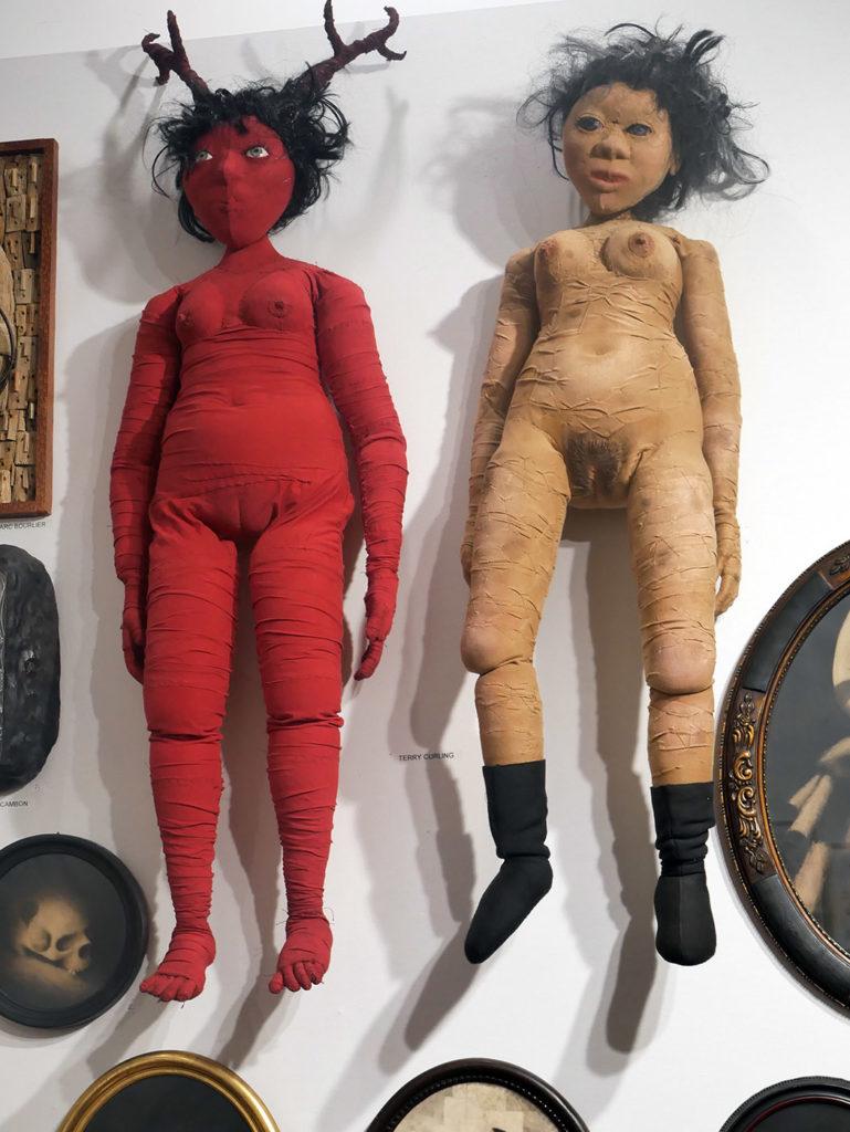 Terry Curling, Galerie Béatrice Soulié