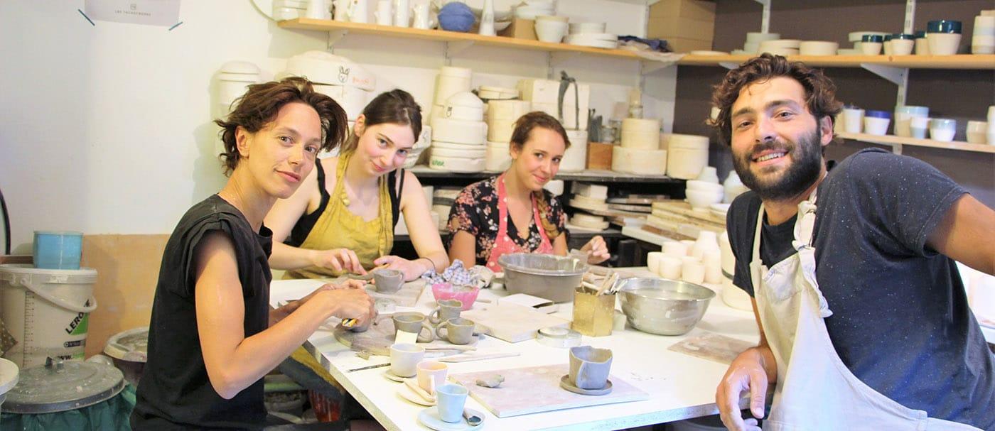 Cadeau original pour un parisien : offrir un atelier avec un artisan