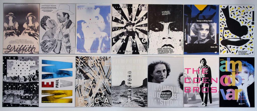 Collection d'affiches du Museum für Gestaltung de Zurich