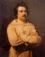Portrait de Honoré de Balzac par Louis Boulanger
