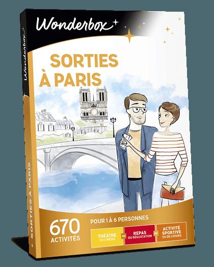 Offrir une sortie à Paris