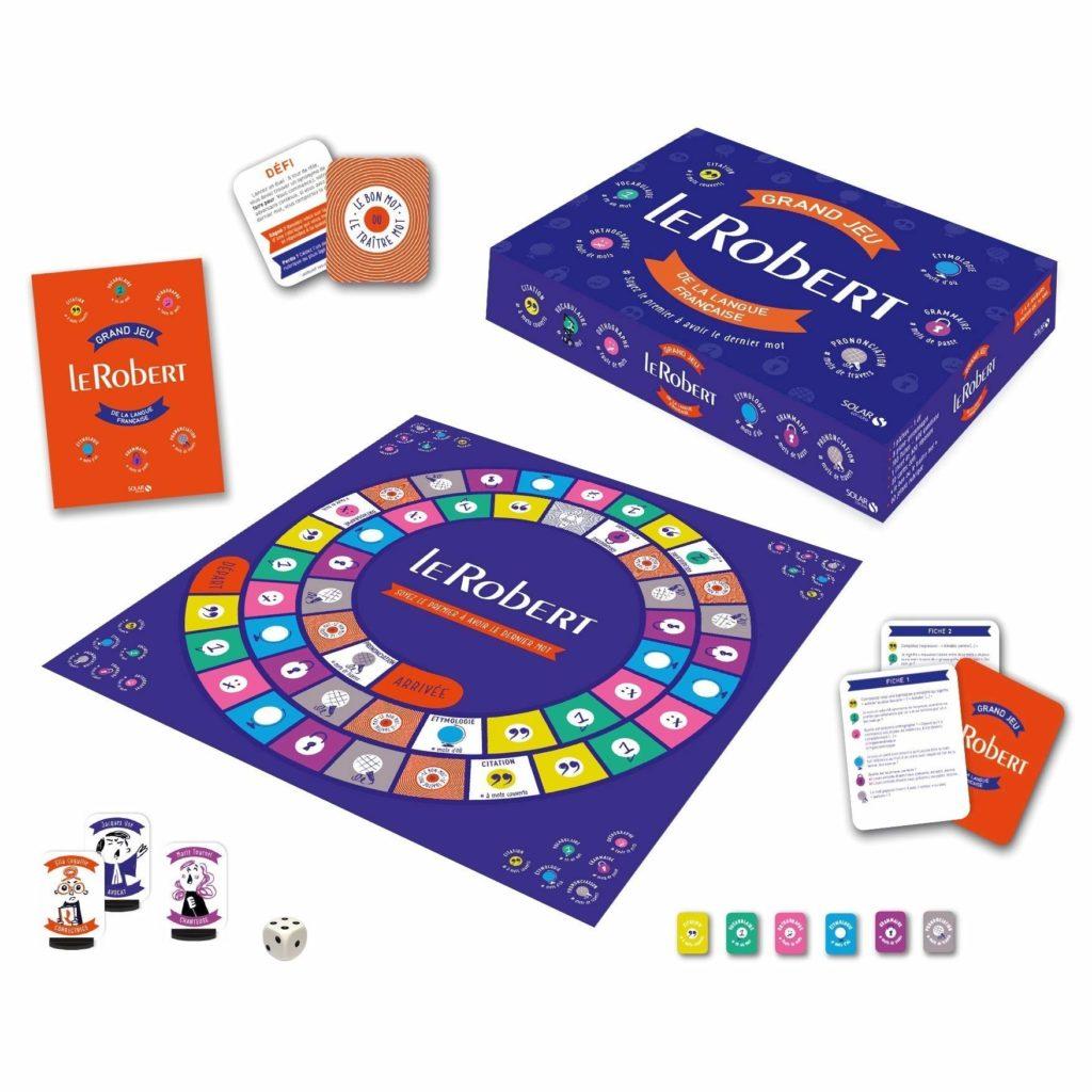 Idée de jeu langue française