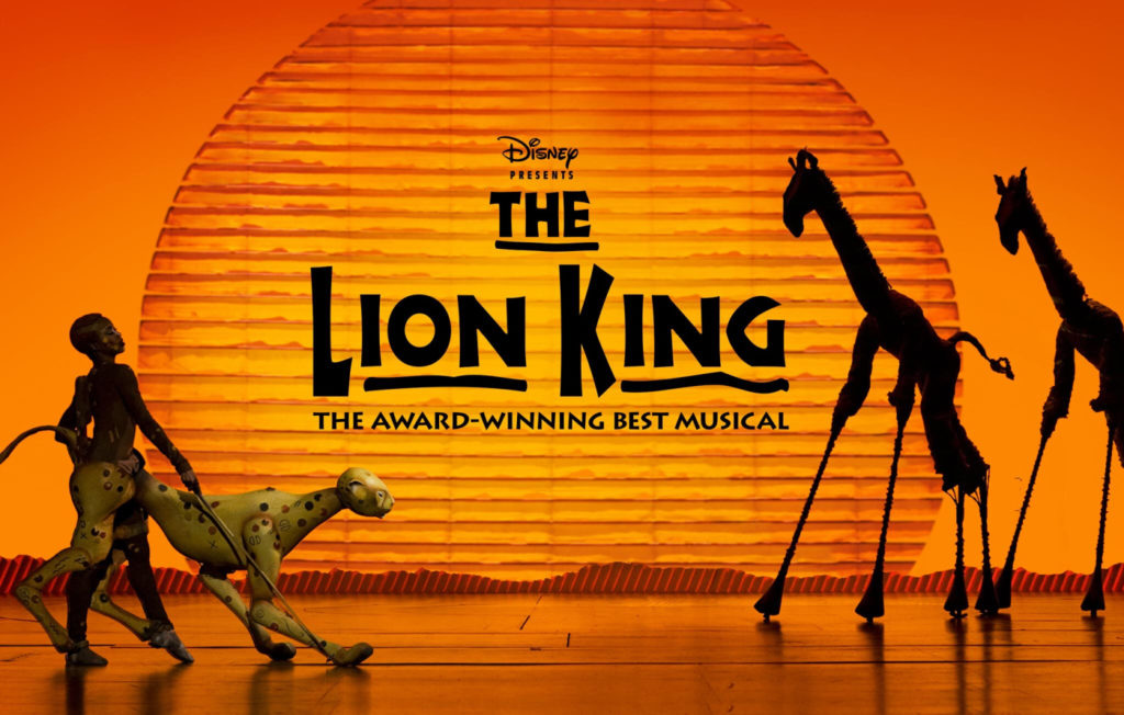 Voir un spectacle à Londres - Lion King