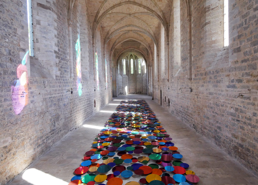In the light de Liz West à l'abbaye de Beaulieu-en-Rouergue
