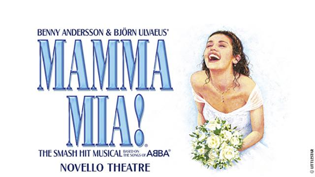 Spectacle à Londres - Mamma Mia!