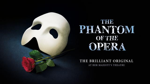 Comédies musicales à Londres - Phantom of the opera