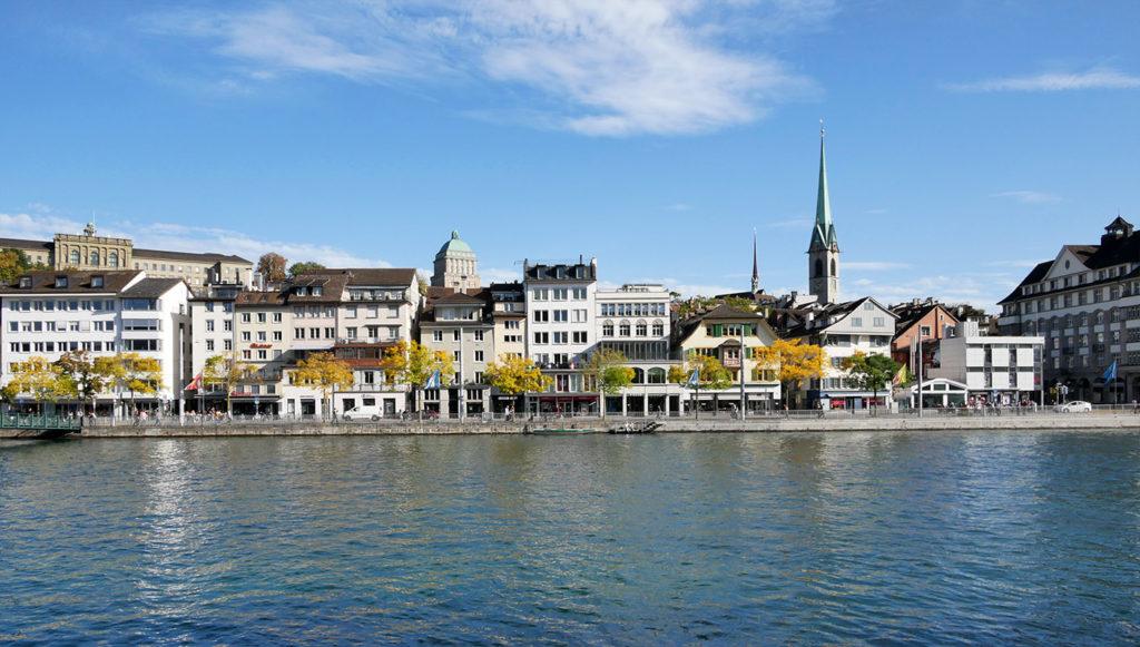 Un weekend à Zurich