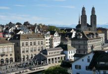Visiter Zurich un weekend