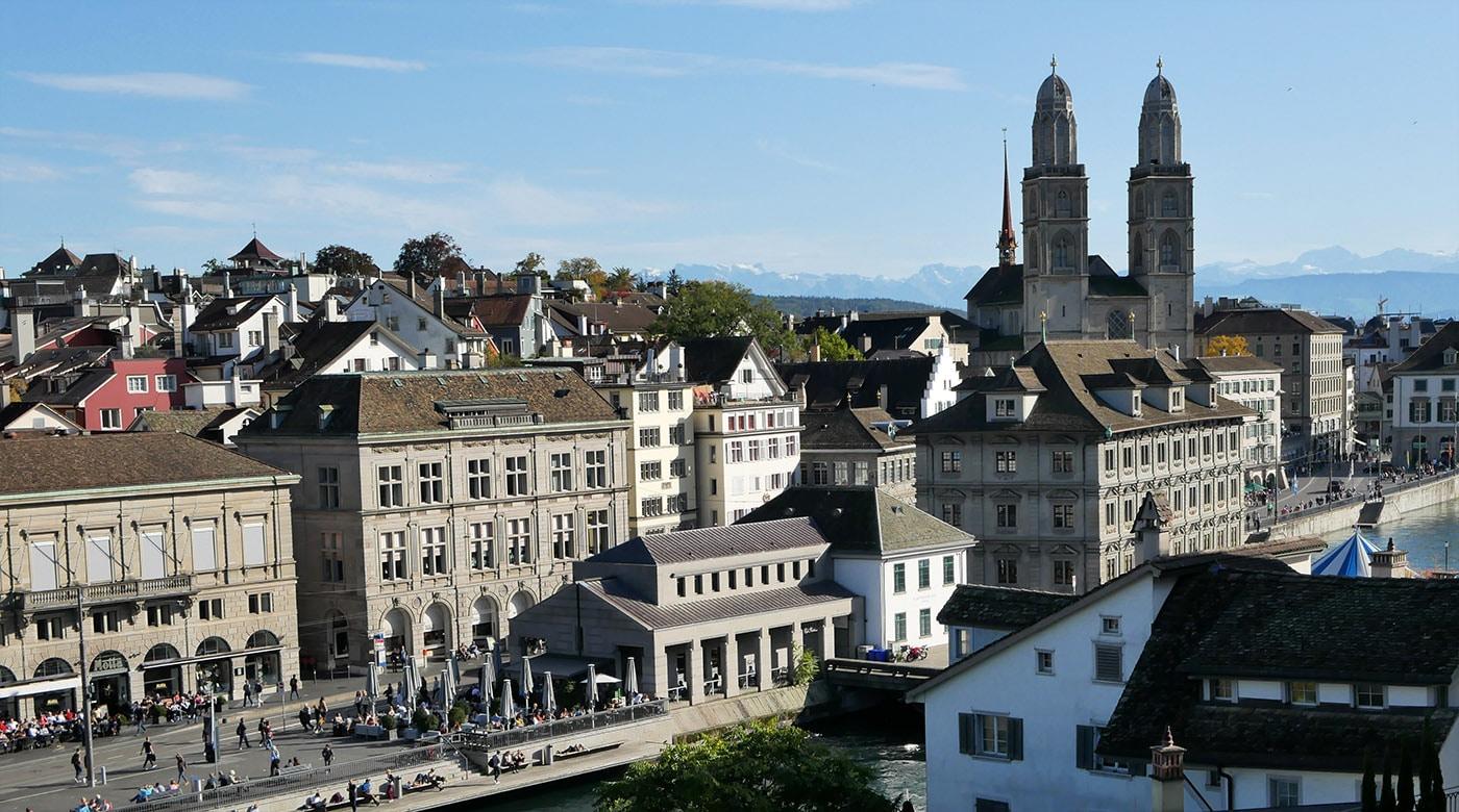 Visiter Zurich un weekend