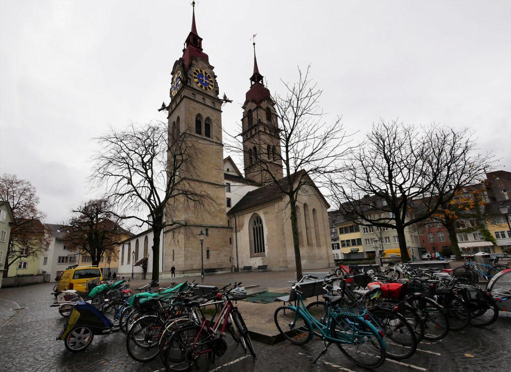 Eglise de Winterthour
