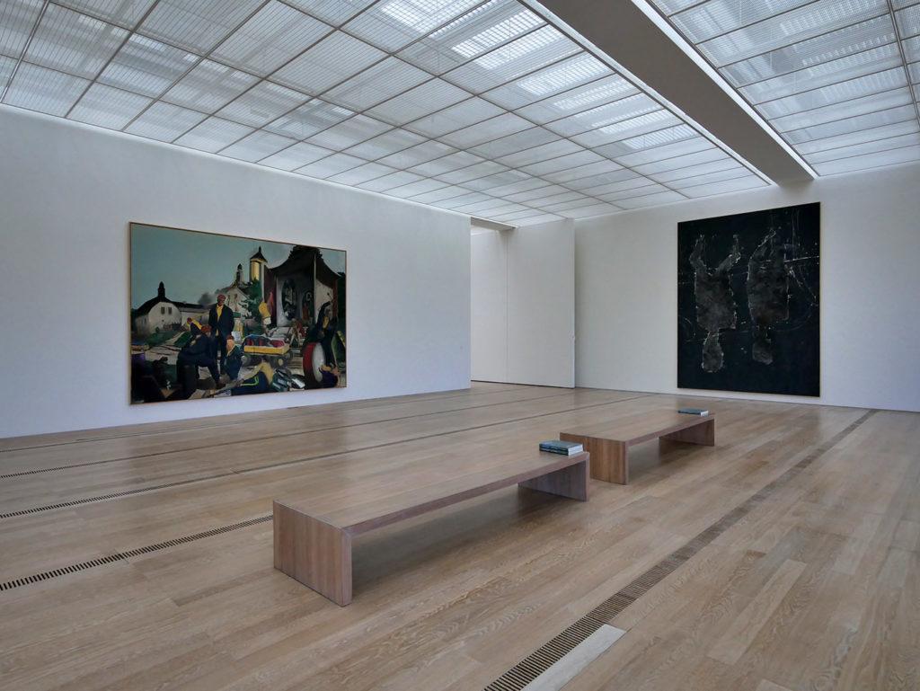 The Fondation Beyeler