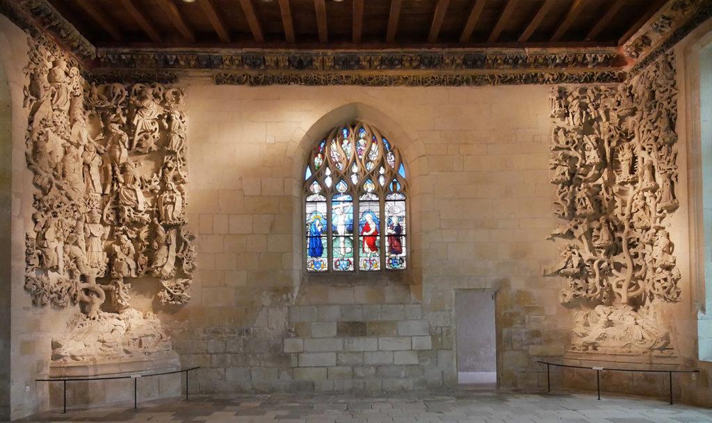 Chapelle du musée de l'Hospice Saint-Roch