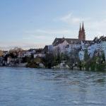 Voyage à Bâle