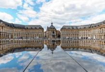 Bordeaux et son miroir d'eau