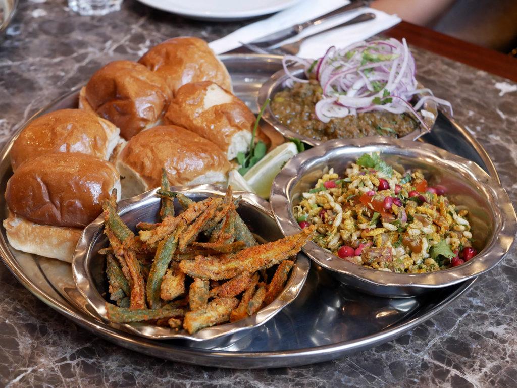 Dishoom, indian restaurant in Manchester