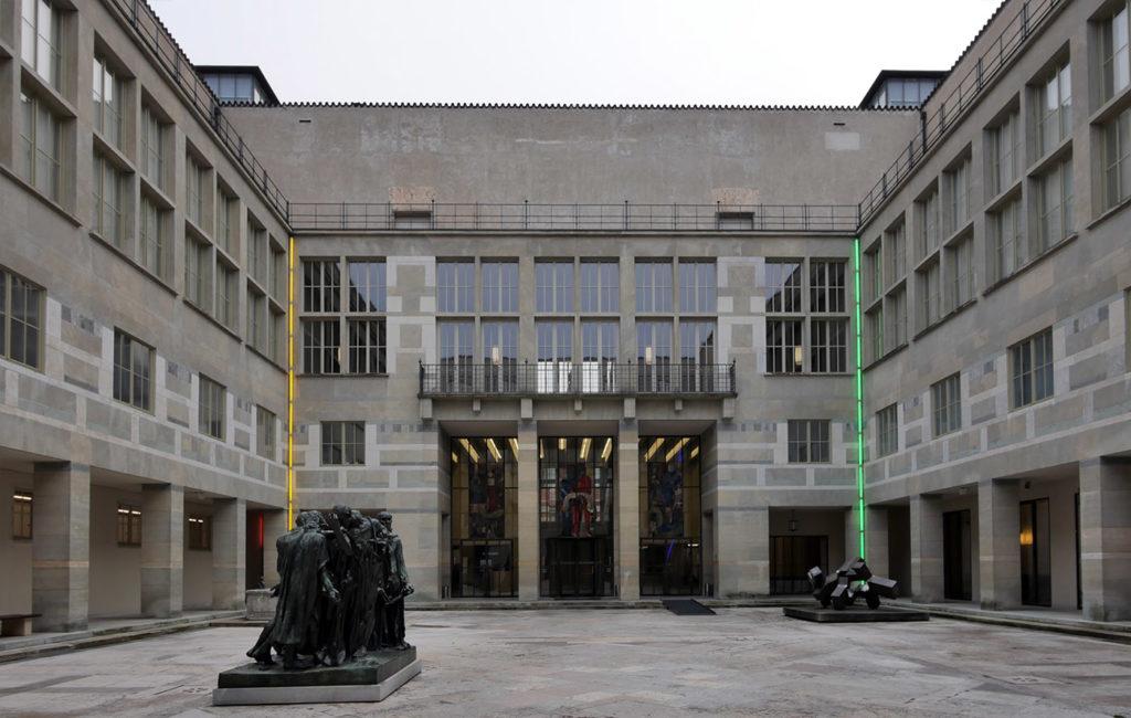 Kunstmuseum de Bâle
