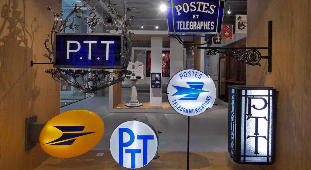 Le nouveau musée de La Poste