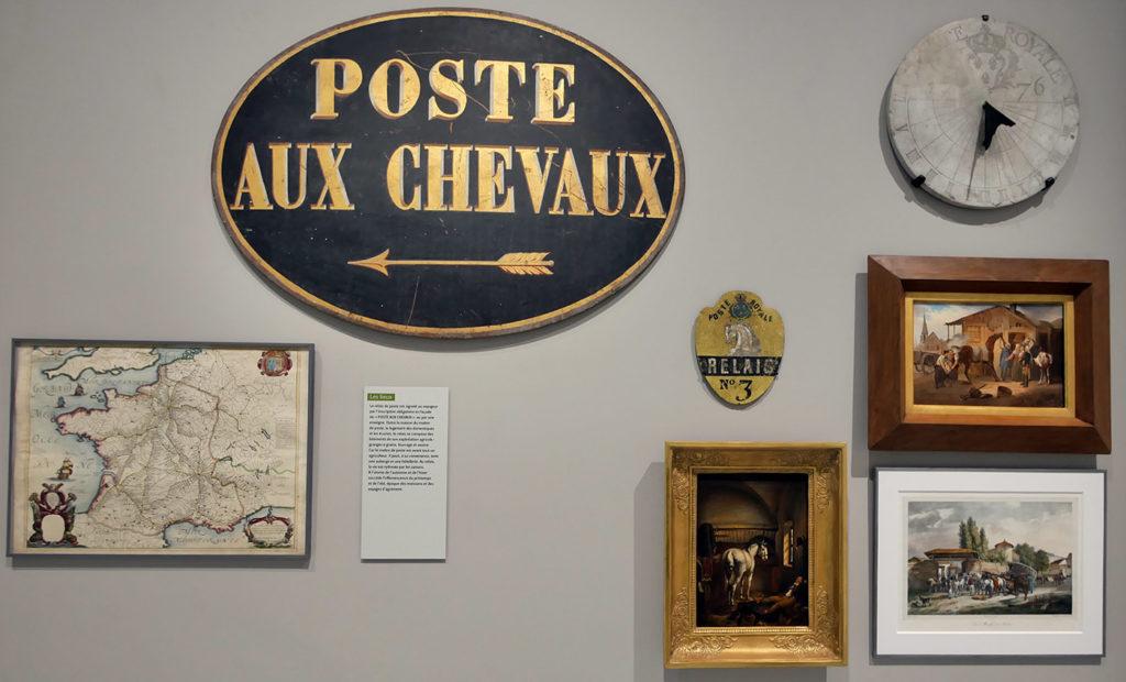 La Poste aux chevaux, musée de La Poste