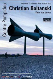 Exposition d'art contemporain à Paris