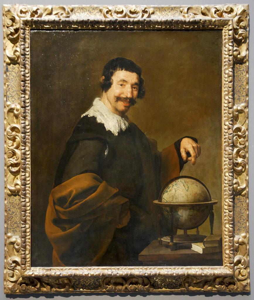 Diego Velasquez, Democrite