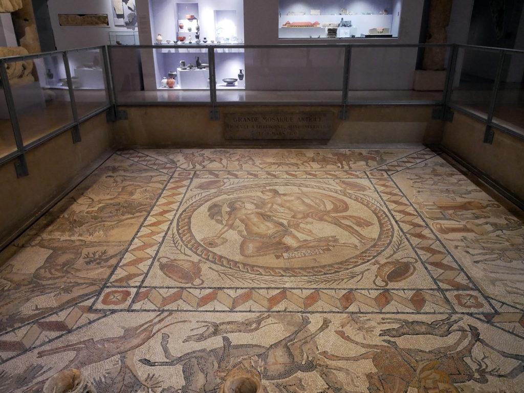 Musée des Antiquités de Rouen