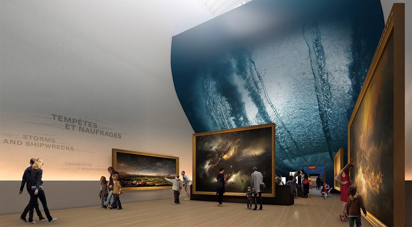 Musées parisiens qui font peau neuve