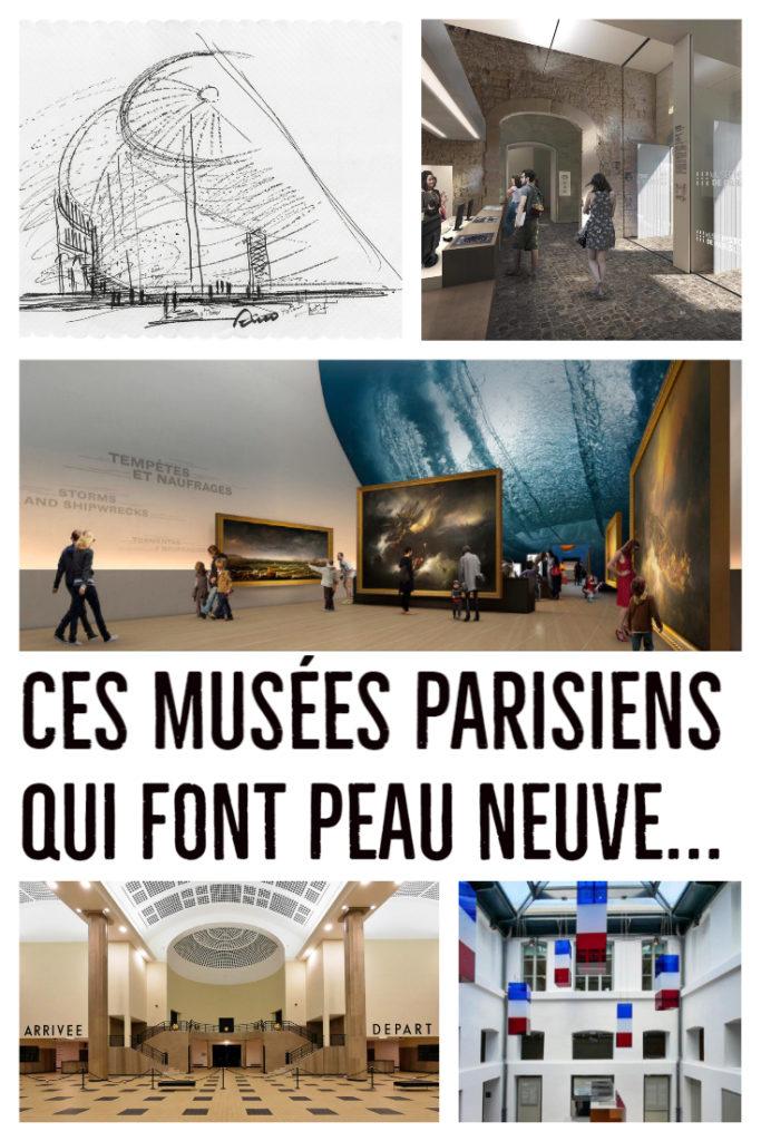 Ces musées parisiens qui font peau neuve