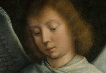 La Vierge entre les Vierges, Gérard David (1450 - 1523) – Musée des Beaux-Arts de Rouen c2rmf@Pierre-Yves Duval / Elsa Lambert