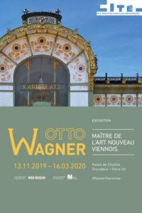 Otto Wagner Cité de l'Architecture