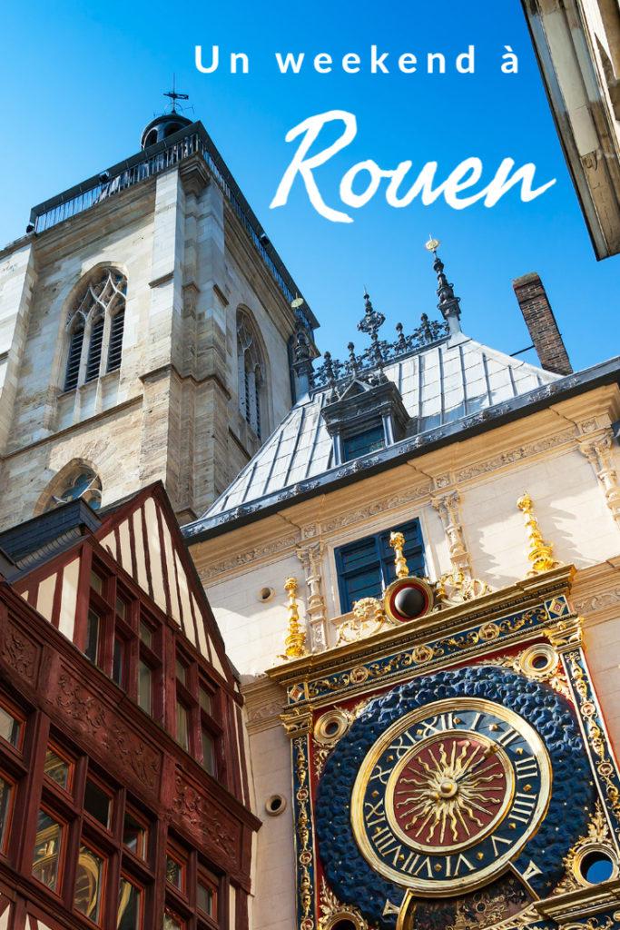 Un weekend à Rouen : les visites incontournables et les bonnes adresses