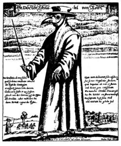 Médecin de la peste