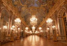 La Galerie des Glaces à Versailles