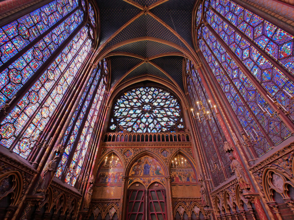 Visit the Paris Sainte Chapelle