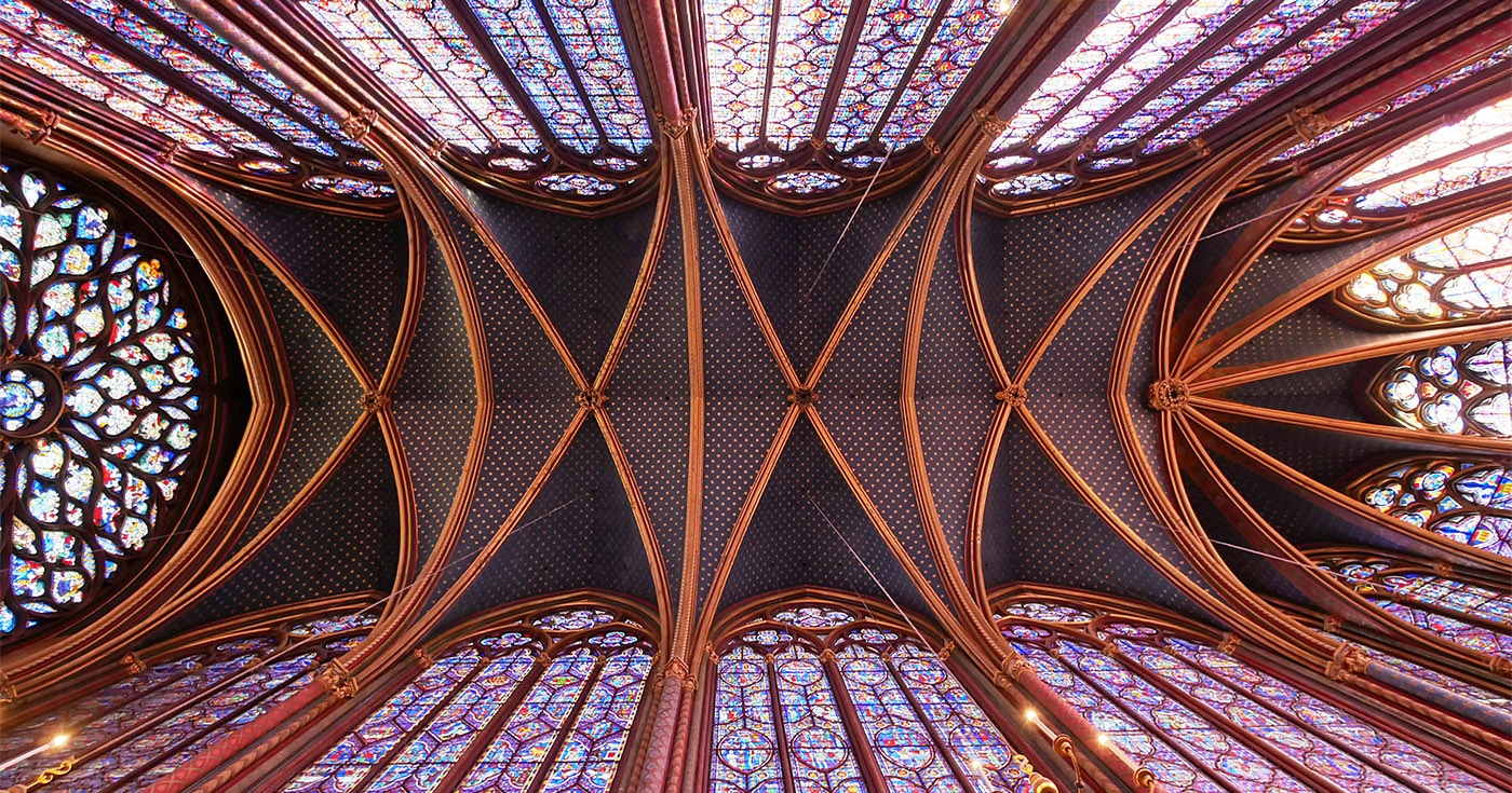 Holy Chapel / Sainte-Chapelle Paris
