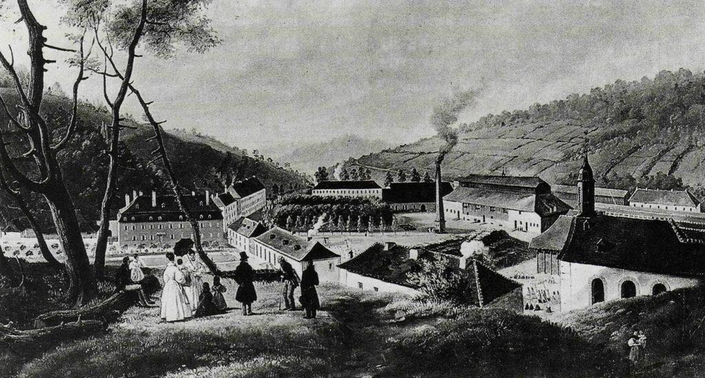 Cristallerie Saint-Louis en Moselle