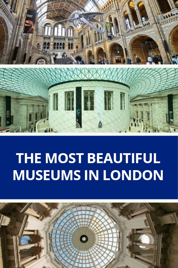 The most beautiful museums in London